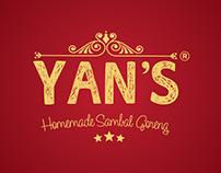 Yan's Home Made Sambal Goreng