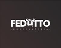 Churrascaria Fedatto - Identidade Visual