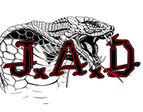 JAD - Band logo design