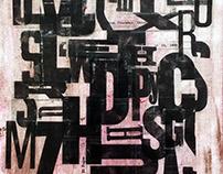 Typographic Comp - Untitled, 2017Personal Portfolio