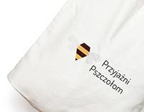 PRZYJAŹNI PSZCZOŁOM – Campaign Branding