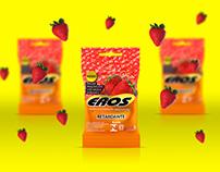 Preservativos Eros || Embalagem