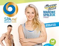 Mareike & Siggi Spaleck, SPAme Roll Up Design