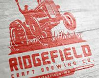 Ridgefield Craft Brewing Co. | Logo Project