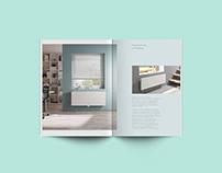 Design of magazin.