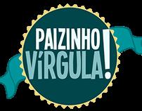 Paizinho, Vírgula! no YouTube