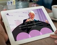 Hult Prize - iPad App