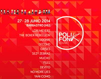 Revista festival PolifoniK Sound 2014