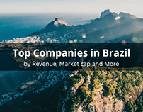 Top Companies in Brazil