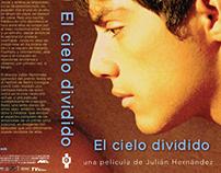 Cielo dividido - Portada DVD México - Menú interactivo