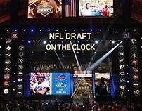 NFL DRAFT Branding 2015