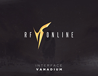 RF Online Interface : Vanadium