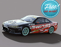 "Nissan Silvia ""Neo Runner"" S15"