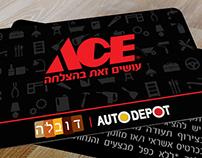 Ace loyalty Club Branding