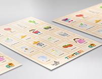 Lotería Illustrations