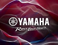 Yamaha Press Première - EICMA 2016