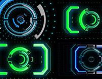 Pulse Gate - VJ Loop Pack (3in1)