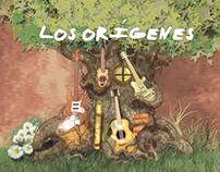 Grupo Origines (encuentros) Diseño Gráfico /Ilustración