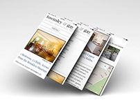Townsley & Gay custom WP Template
