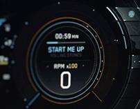 GM Concept UI