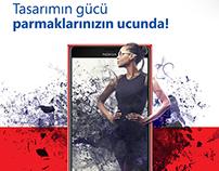 Nokia Kampanya & Basılı İşler