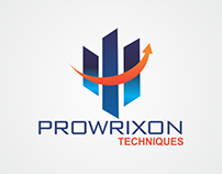 Logo Design for PROWRIXON TECHNIQUES