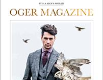 OGER Magazine ism Mohr.amsterdam