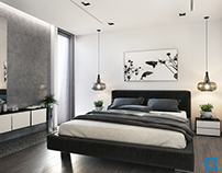 CG - Living/Bed/WC