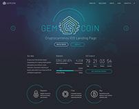 TheGem - ICO Crypto Theme
