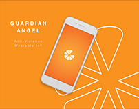 Guardian Angel - UI / UX / IoT