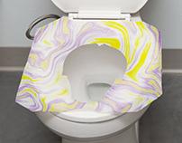 Unisex Bathroom Invasion