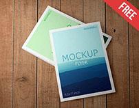 Flyer - Free PSD Mockup