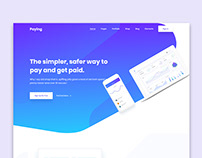 Paying Luxury UI Design Concept