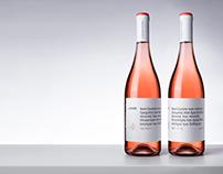 Hypsipyle Wine Labeling
