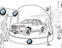 BMW Keyframes