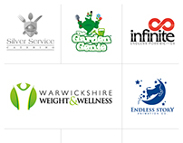 Various Brand Logo Designs