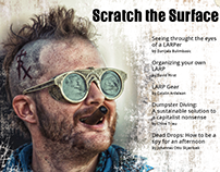 Scratch the Surface Interactive E-zine