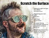 Scratch the Surface Interactive E-zine