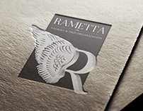 Logo Design For Rametta tourist & trip organization