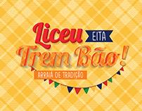 L I C E U // Festa Junina
