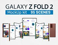 Galaxy Z Fold 2 Kit