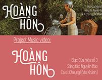 [Digital design] MV Hoàng Hôn by Cheung