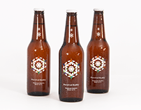 Perceived Reality - Beer Packaging Design