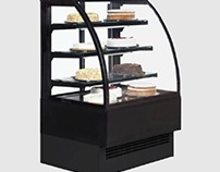 Interlevin EVO900 0.9m Wide Refrigerated Pastry Fridge