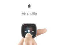 Air shuffle - iPod rebirth