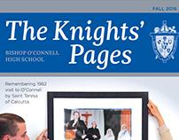 School Alumni Magazine