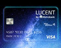 Metrobank - Visa debit (design)