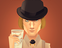 Clockwork Orange - Vector tribute