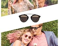 Sunglass Hut Print Marketing