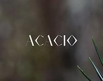 Acacio - Free Serif Font